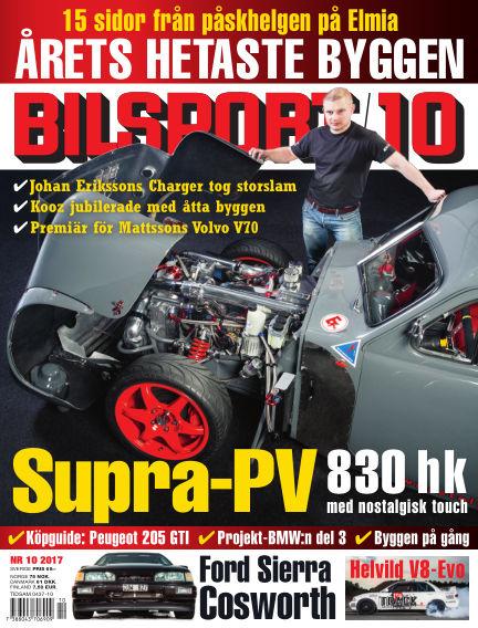 Bilsport May 04, 2017 00:00