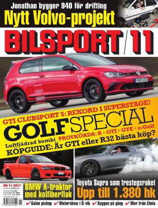Bilsport 2017-05-18