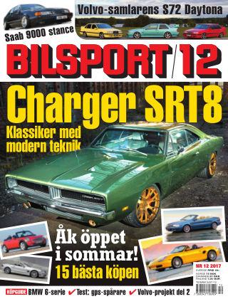 Bilsport 2017-06-01