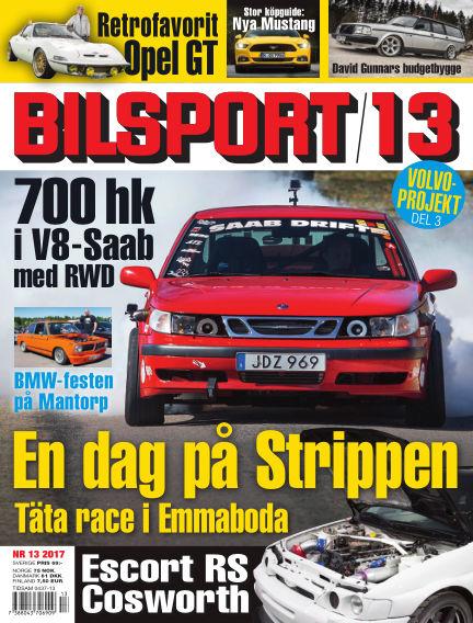 Bilsport June 15, 2017 00:00