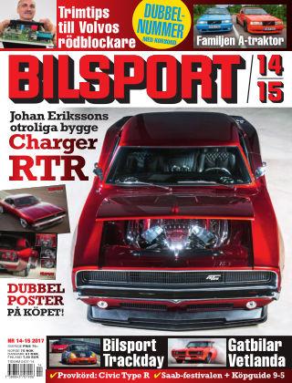 Bilsport 2017-06-29