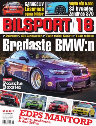 Bilsport 2017-08-24