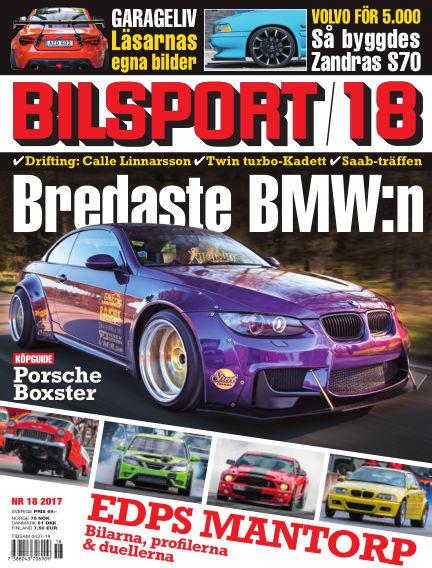Bilsport August 24, 2017 00:00