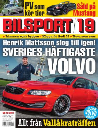 Bilsport 2017-09-07