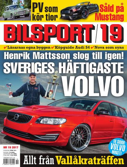 Bilsport September 07, 2017 00:00