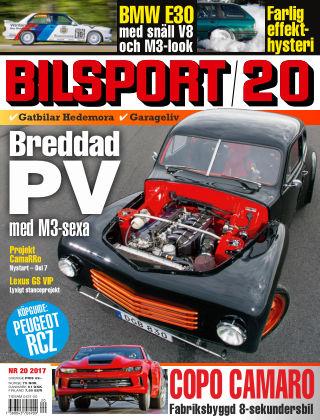 Bilsport 2017-09-21