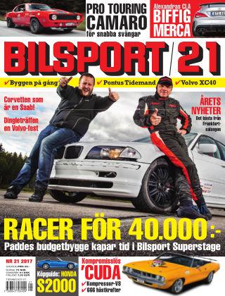 Bilsport 2017-10-05