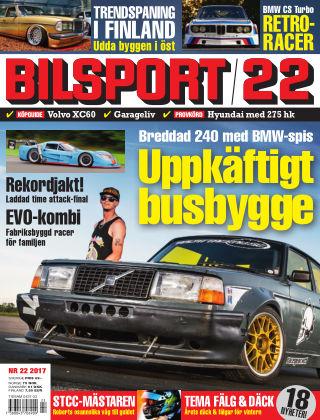 Bilsport 2017-10-19