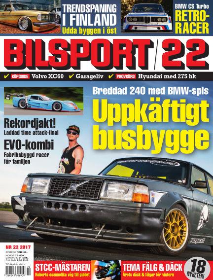 Bilsport October 19, 2017 00:00