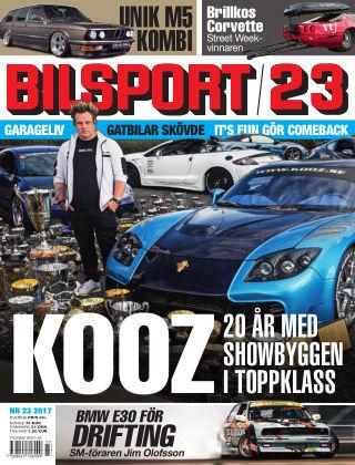 Bilsport 2017-11-02