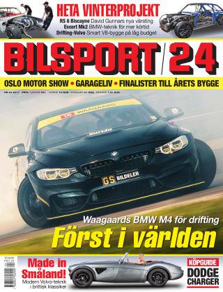 Bilsport 2017-11-16