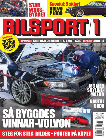 Bilsport December 28, 2017 00:00