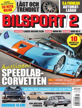 Bilsport 2018-01-18