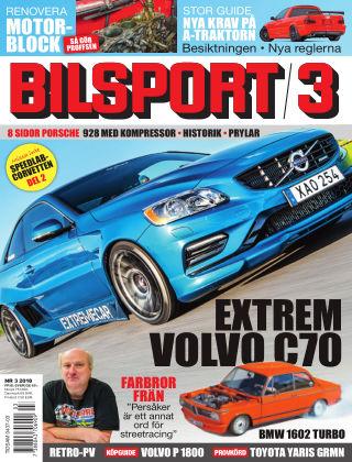 Bilsport 2018-02-08
