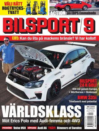 Bilsport 2018-06-14
