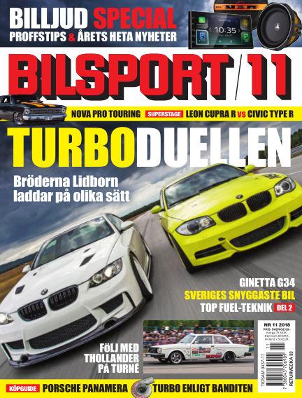 Bilsport July 26, 2018 00:00