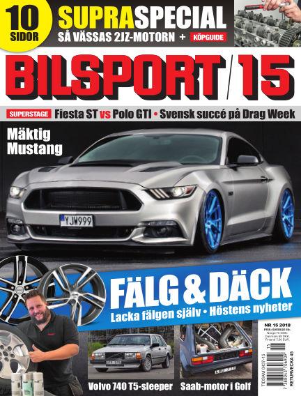 Bilsport October 18, 2018 00:00