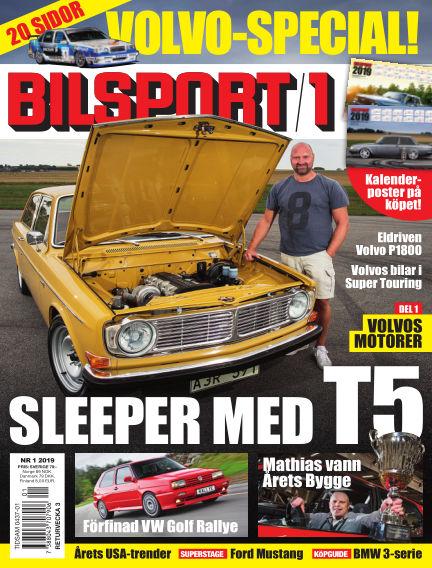 Bilsport December 20, 2018 00:00