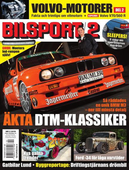 Bilsport January 17, 2019 00:00