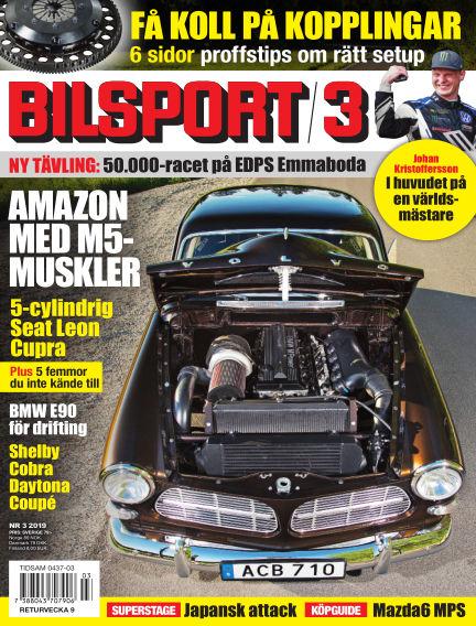 Bilsport February 07, 2019 00:00