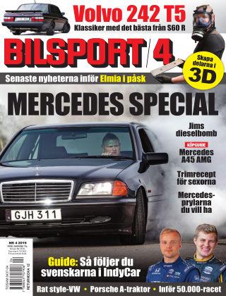 Bilsport 2019-02-28