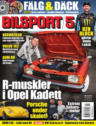 Bilsport 2019-03-21
