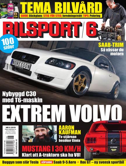 Bilsport April 11, 2019 00:00