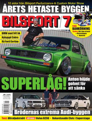 Bilsport 2019-05-02