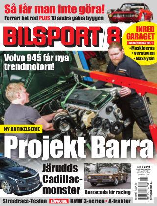 Bilsport 2019-05-23