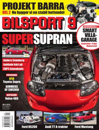 Bilsport 2019-06-13