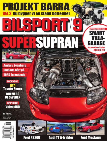 Bilsport June 13, 2019 00:00