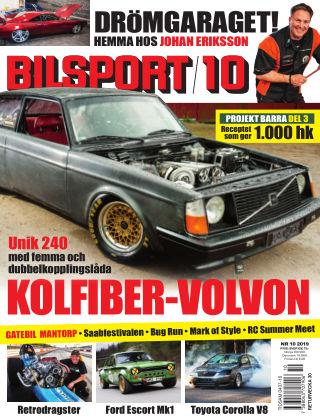 Bilsport 2019-07-04