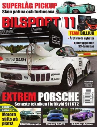 Bilsport 2019-07-25