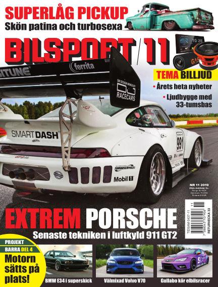 Bilsport July 25, 2019 00:00