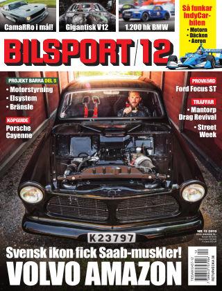 Bilsport 2019-08-15