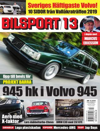 Bilsport 2019-09-05