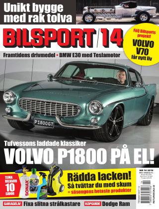 Bilsport 2019-09-26