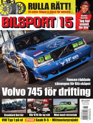 Bilsport 2019-10-17