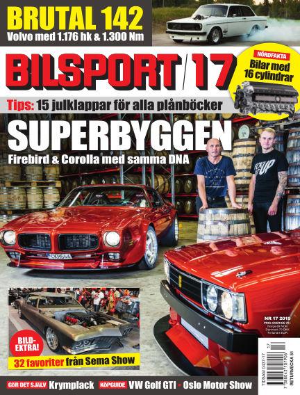 Bilsport November 28, 2019 00:00