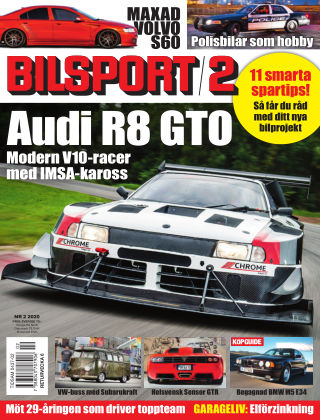 Bilsport 2020-01-16