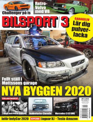 Bilsport 2020-02-06