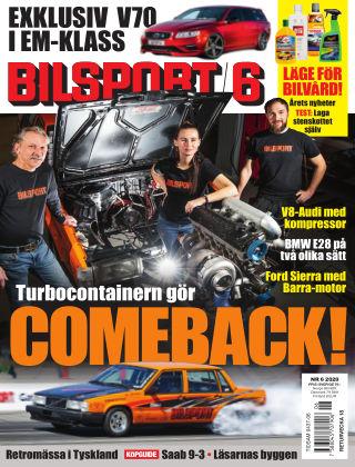Bilsport 2020-04-09