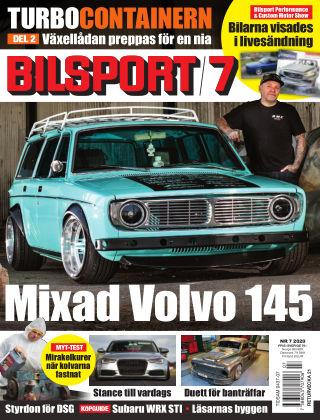Bilsport 2020-04-30