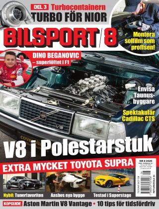 Bilsport 2020-05-20