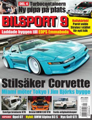 Bilsport 2020-06-06