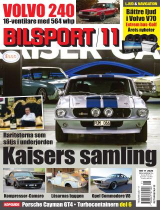 Bilsport 2020-07-23