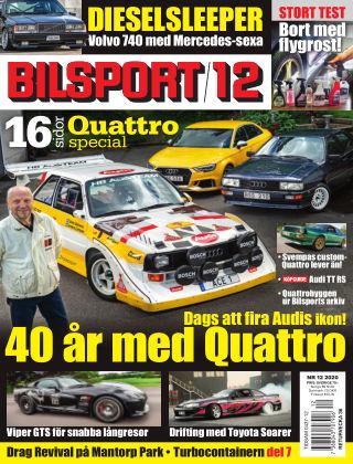 Bilsport 2020-08-13