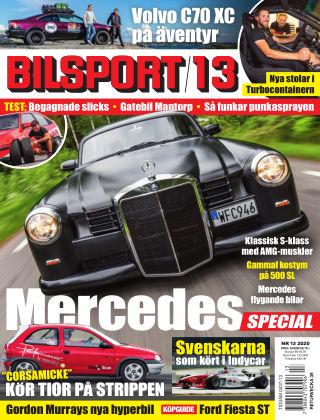 Bilsport 2020-09-03