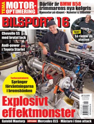 Bilsport 2020-11-05