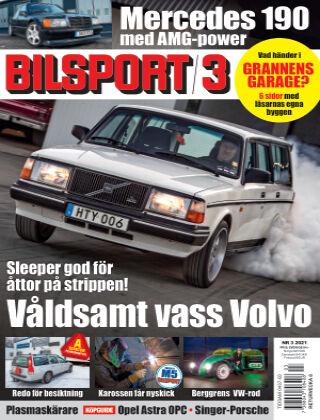 Bilsport 2021-02-04